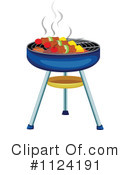 Bbq Clipart #1124191 by Graphics RF