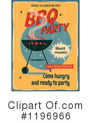 Bbq Clipart #1196966 by Eugene