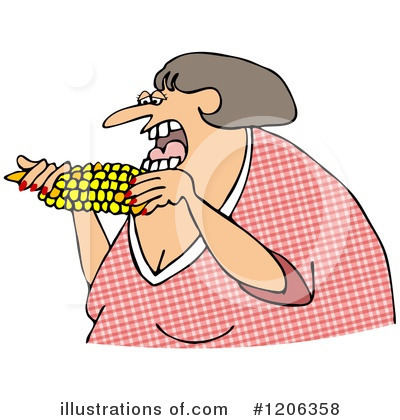 Corn Clipart #1206358 by djart