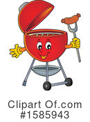 Bbq Clipart #1585943 by visekart