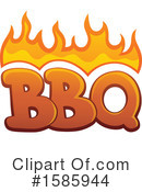 Bbq Clipart #1585944 by visekart