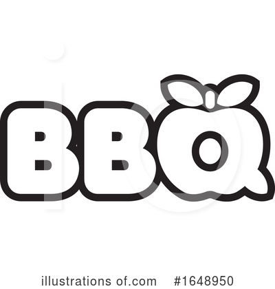 Bbq Clipart #1648950 by Lal Perera