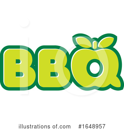 Bbq Clipart #1648957 by Lal Perera