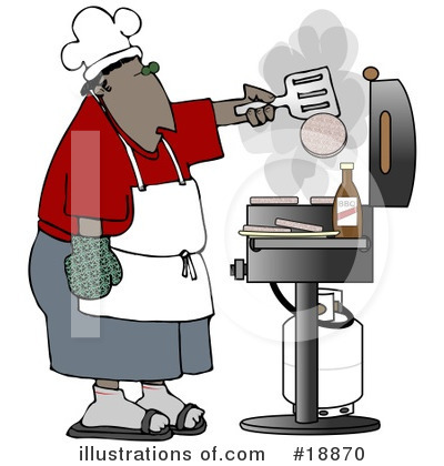 Chef Clipart #18870 by djart