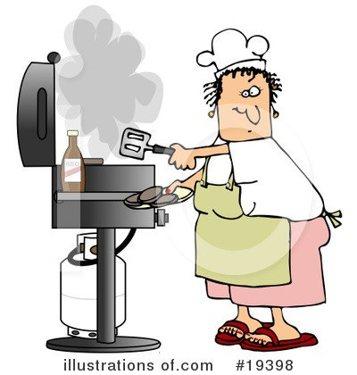 Chef Clipart #19398 by djart