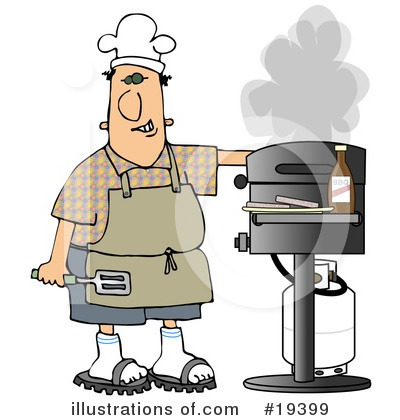 Chef Clipart #19399 by djart