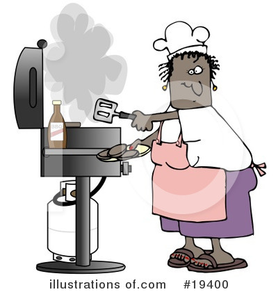 Chef Clipart #19400 by djart