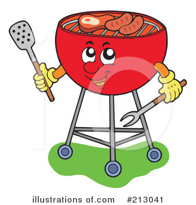 Bbq Clipart #213041 by visekart