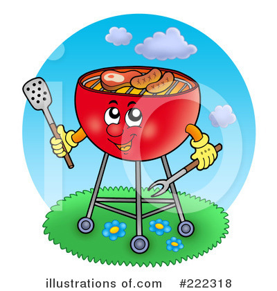 Bbq Clipart #222318 by visekart