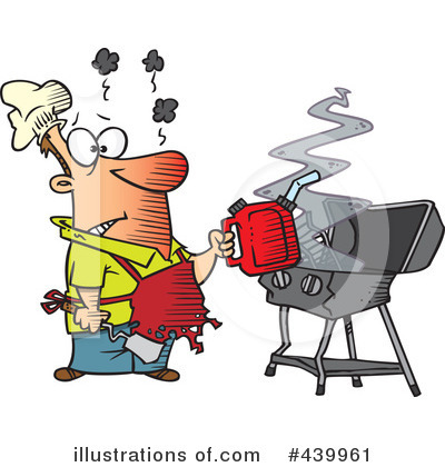 Bbq Clipart #439961 by toonaday