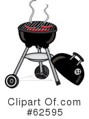 Royalty-Free (RF) Bbq Clipart Illustration #62595