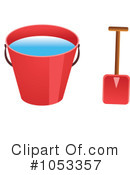 Beach Bucket Clipart #1053357