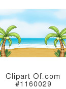 Royalty-Free (RF) Beach Clipart Illustration #1160029