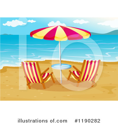 Coast Clipart #1190282 by Graphics RF