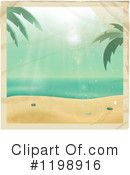Beach Clipart #1198916 by elaineitalia