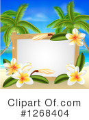 Royalty-Free (RF) Beach Clipart Illustration #1268404