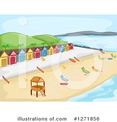 Cabin Clipart #1271856 by BNP Design Studio