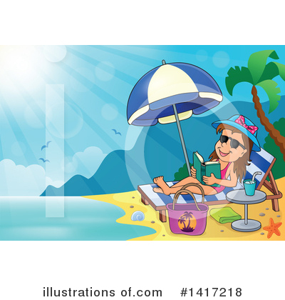 Shore Clipart #1417218 by visekart