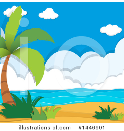 Summer Clipart #1446901 by Graphics RF