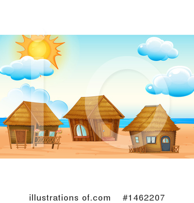 Coast Clipart #1462207 by Graphics RF