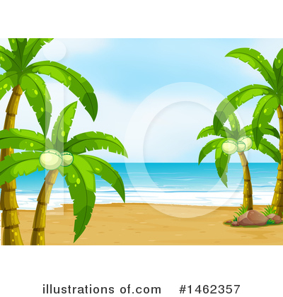 Coast Clipart #1462357 by Graphics RF