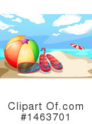 Beach Clipart #1463701 by Graphics RF