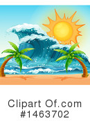Beach Clipart #1463702 by Graphics RF