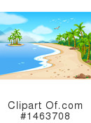 Royalty-Free (RF) Beach Clipart Illustration #1463708