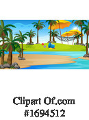 Beach Clipart #1694512 by Graphics RF