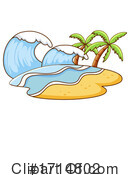 Beach Clipart #1714802 by Graphics RF