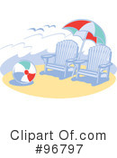Beach Clipart #96797 by Andy Nortnik