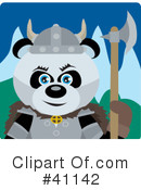 Bear Character Clipart #41142