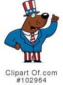 Royalty-Free (RF) Bear Clipart Illustration #102964
