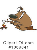 Royalty-Free (RF) Bear Clipart Illustration #1069841