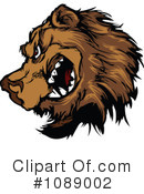 Royalty-Free (RF) Bear Clipart Illustration #1089002