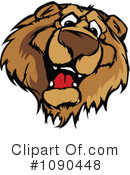 Royalty-Free (RF) Bear Clipart Illustration #1090448