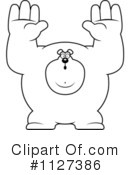 Bear Clipart #1127386 by Cory Thoman