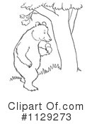 Bear Clipart #1129273 by Picsburg