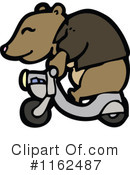 Royalty-Free (RF) Bear Clipart Illustration #1162487