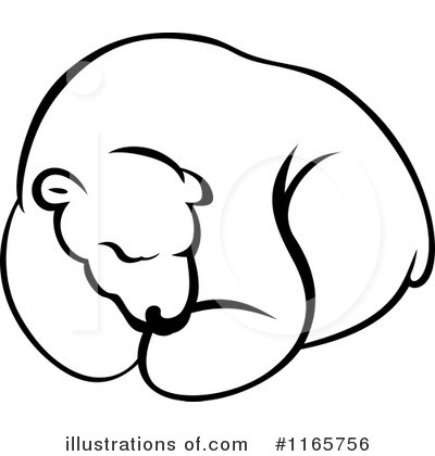 Bear Clipart #1165756 by Seamartini Graphics | Royalty ...