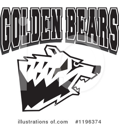 Bear Clipart #1196374 by Johnny Sajem