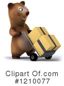 Bear Clipart #1210077 by Julos