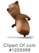 Bear Clipart #1226988 by Julos