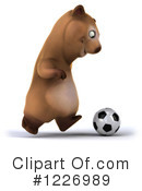 Bear Clipart #1226989 by Julos