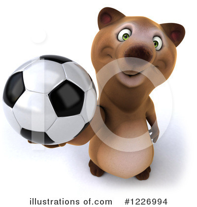 Brown Bear Clipart #1226994 by Julos