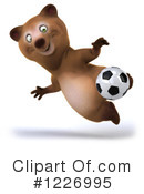 Bear Clipart #1226995 by Julos