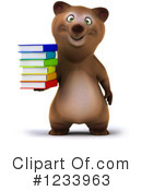 Bear Clipart #1233963 by Julos