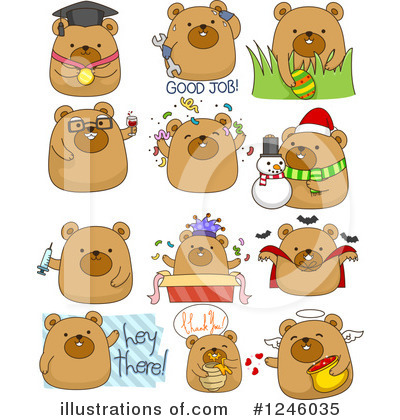 Gift Clipart #1246035 by BNP Design Studio