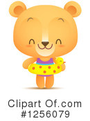 Royalty-Free (RF) bear Clipart Illustration #1256079