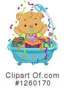 Royalty-Free (RF) Bear Clipart Illustration #1260170